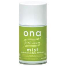 Ona Mist в виде аэрозоля Fresh linen 170 мл.
